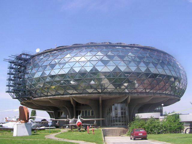 塞爾維亞移民生活 貝爾格萊德的博物館