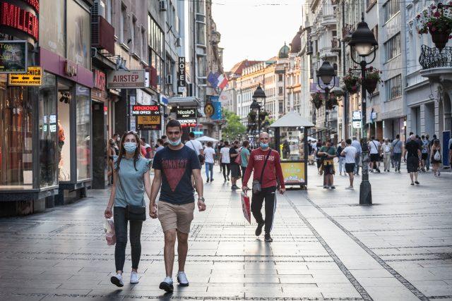 快速瀏覽 塞爾維亞的基本資訊