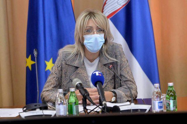J. Joksimović:目標——減少塞爾維亞的地區不平等